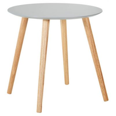 White Arbor end Table, table hire, pattis hire